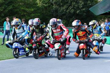 ショートカット、妨害など何でもあり。MotoGP日本GP恒例のプレイベント開催