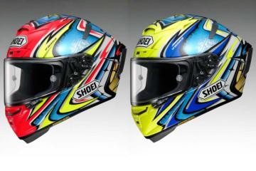 ショウエイの加藤大治郎レプリカヘルメットが『X-Fourteen』で復活。2色展開で2019年1月発売