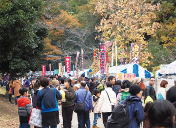 『多摩区民祭』10月20日(土)プラネタリウム特別投影や大抽選会なども@川崎市生田緑地