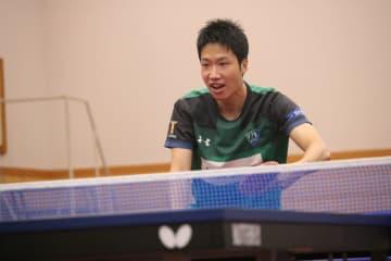 水谷「卓球デート」の魅力に言及 吉村から「皮肉たっぷり」のコメントも