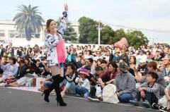 三菱自水島「感謝祭」8千人来場