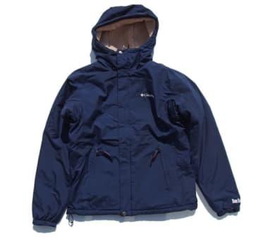 これは欲しい。『COLUMBIA × BLUEBLUEのリバーシブルジャケット』