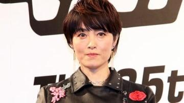 第35回「ベストジーニスト2018」の授賞式に出席した荻野目洋子さん