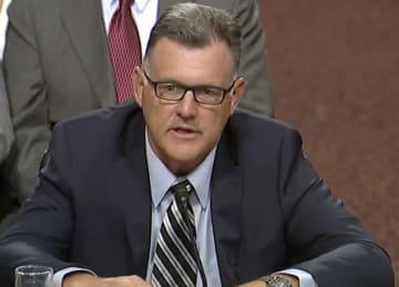 USA Gymnastics President Steve Penny arrested for tampering of evidence