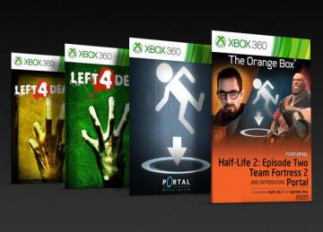 『L4D』や『Portal』などValve製Xbox 360タイトルがXbox One X Enhancedに対応!