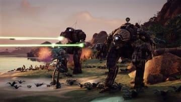 巨大ロボ傭兵団SRPG『BATTLETECH』拡張「Flashpoint」発売日決定!予約・シーズンパス販売も開始