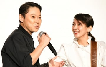 阿部サダヲ&吉岡里帆