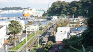 E217系 電車 南極観測船 しらせ 2代 横須賀線 横須賀 田浦 弁当 駅弁