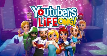 ユーチューバー生活体験シム『Youtubers Life』のPS4/Xbox One/スイッチ版が海外発表!