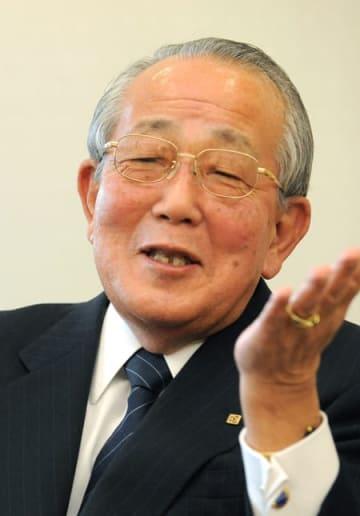 京セラの稲盛和夫名誉会長