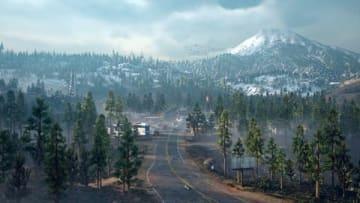 「Days Gone」のゲーム画面 (C)Sony Interactive Entertainment America LLC. Developed by Bend Studio.