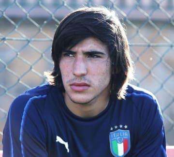 U-19イタリア代表選手として活躍中のトナーリ photo/Getty Images