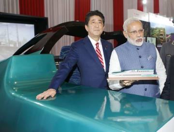 India starts building high-speed railway using Japanese technology