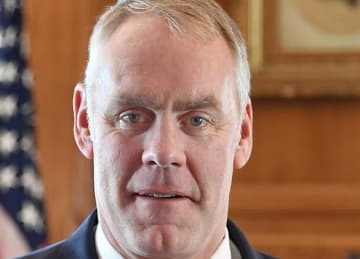 Ryan Zinke investigated by Interior Dept. for travel spending