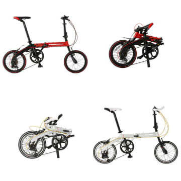 16インチ折りたたみ自転車「Modal Soul」と「Light Velocity」発売