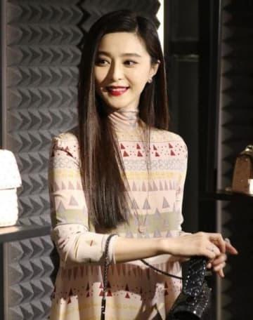 早くも復帰準備か?脱税騒動の女優ファン・ビンビン、北京のオフィスに堂々と姿見せる―中国