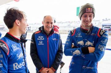 ハートレー「新仕様で走ったガスリーのパフォーマンスを見ると心強い」:トロロッソ・ホンダ F1アメリカGP金曜