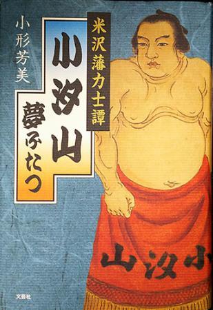 小汐山の化粧まわし、川西の生家へ 江戸の力士、南陽の研究家が譲る