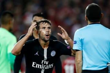 PSGに移籍したファン・ベルナト photo/Getty Images
