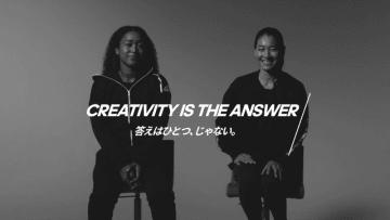 アディダス、大坂なおみと伊達公子が登場する動画を公開