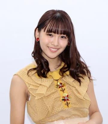 DVD「浅川梨奈『アザカワ!』」の発売記念イベントに登場した浅川梨奈さん