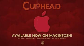 カートゥーン風横スク『Cuphead』遂にMac版配信開始!ローンチアニメ映像も公開