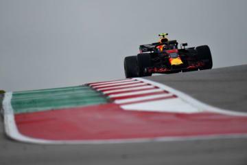 フェルスタッペン「雨ならいい結果が期待できそう。マシンの感触がよかった」:F1アメリカGP金曜