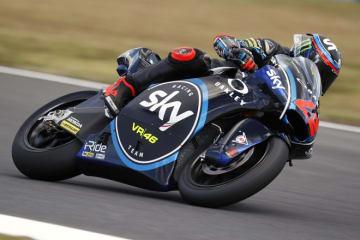 MotoGP日本GP Moto2予選:長島哲太が母国でベストグリッド獲得。ポールポジションはバニャイア