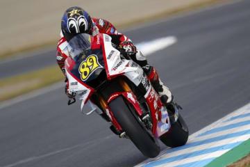 MotoGP:中須賀、日本GP FP4ではプッシュして転倒。「自分で流れを断ち切ってしまった」