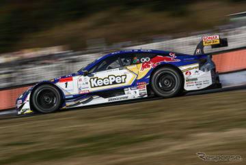 GT500クラス優勝の#1 LC500。