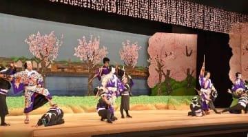 市民歌舞伎、3000人を魅了 4歳-70代の60人、役者顔負けの演技 久留米シティプラザ [福岡県]