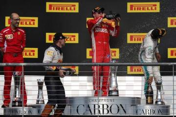 【ポイントランキング】F1第18戦アメリカGP終了時点