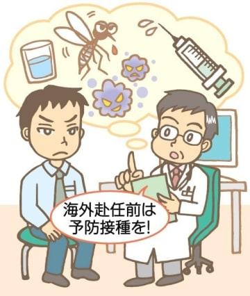【産業医が診る働き方改革】<26>海外赴任の健康管理は?