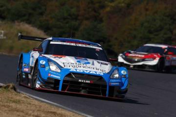 ニッサン 2018スーパーGT第7戦オートポリス レースレポート