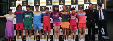 【卓球】Tリーグの正式名称が「ノジマTリーグ」に オフィシャルパートナーが新たに加入
