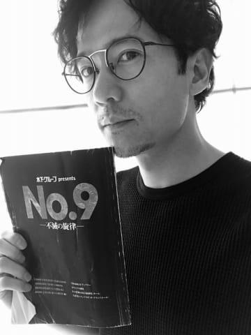 稲垣吾郎 舞台「No.9」稽古漬けの日々を報告、台本もボロボロ!