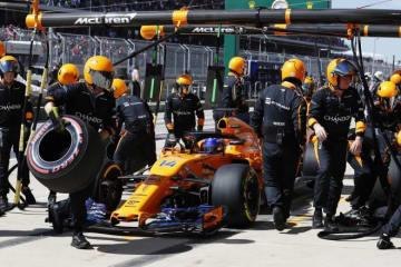 1周目の事故に激怒のアロンソ、「ついてなかっただけ」と冷静さを取り戻す:F1アメリカGP日曜