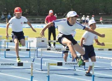 延岡市内の小学6年生が多彩な競技で記録に挑んだ「延岡オリンピックゲームズ」