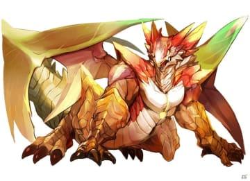 ドラゴン【金】の撃破を目指せ!