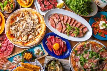 コスパ抜群のイタ飯店が品川にオープン!窯焼きピッツァにソムリエセレクトのワインがずらり