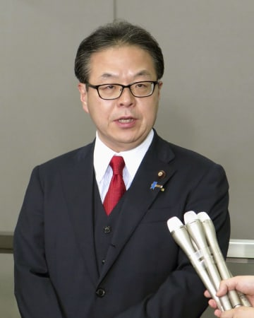 Japan Economy, Trade and Industry Minister Seko