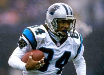 Carolina Panthers wide receiver Rae Carruth arrested