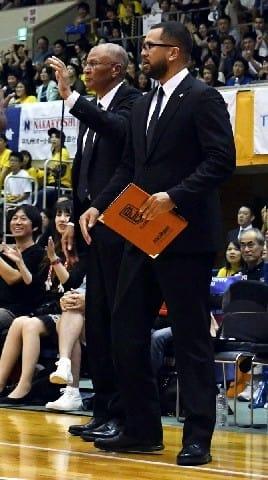 B1福岡、河合HC解任 ボブ・ナッシュ氏が昇格