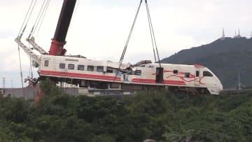台湾脱線事故 速度超過が原因か 規定速度の約2倍...運転手を聴取