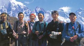室蘭岳からエベレストへ、山と自然愛した二井田さん
