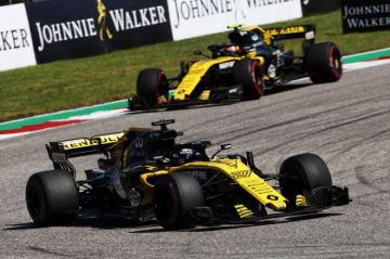 ヒュルケンベルグ「僕らの競争力を証明できた素晴らしい結果だ」:ルノーF1アメリカGP日曜