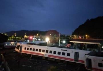 台湾脱線事故、中国メディアが「日本製」強調、背景に高速鉄道争い―台湾メディア