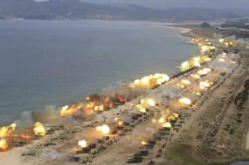 韓国と北朝鮮、26日に将官級軍事会談