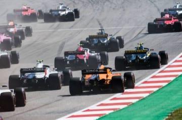 ピレリF1「トップ4が異なる戦略。非常にエキサイティングなレースとなった」