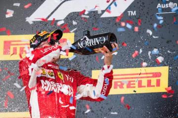 F1第18戦アメリカGP決勝トップ10ドライバーコメント